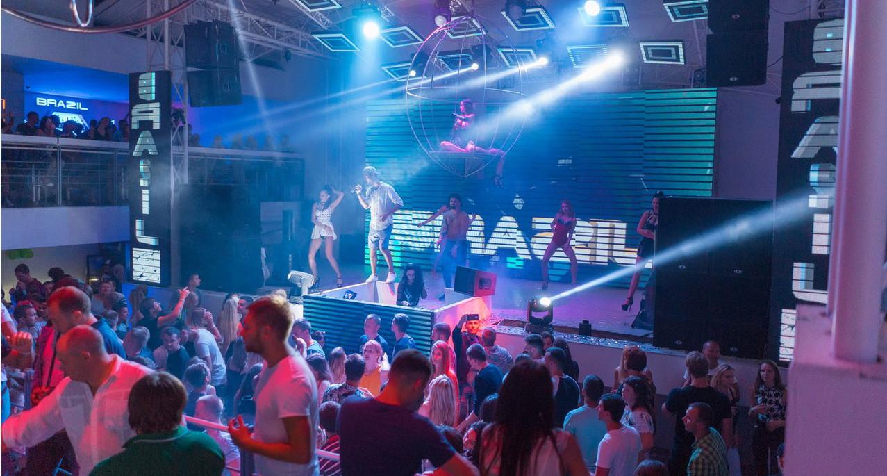 Ночные клубы дискотеки в ялте клуб москва эротика